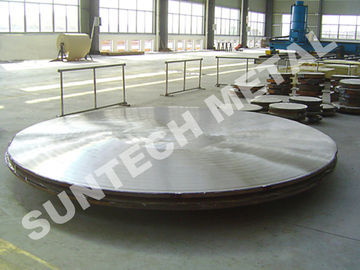 Nickel Alloy Clad Plate